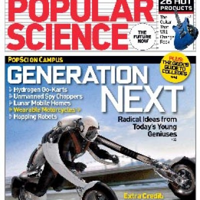 Free Subscription to Popular Science