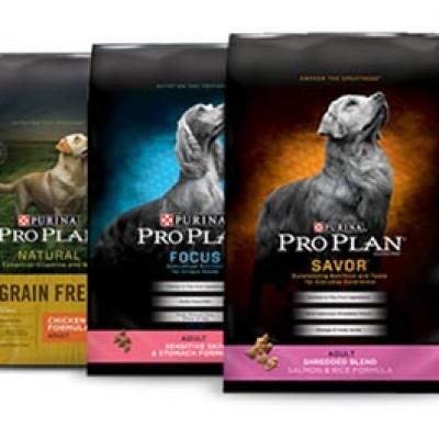 Free Purina Pro Plan Bag W/ Rebate