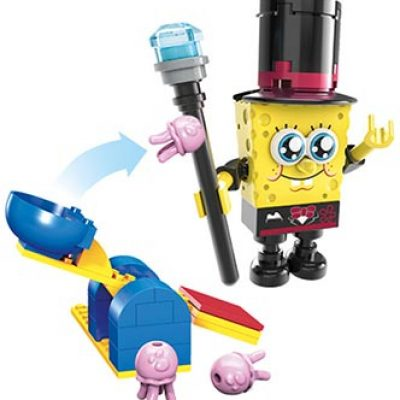 Free Mega Bloks SpongeBob Jellyfish Launcher