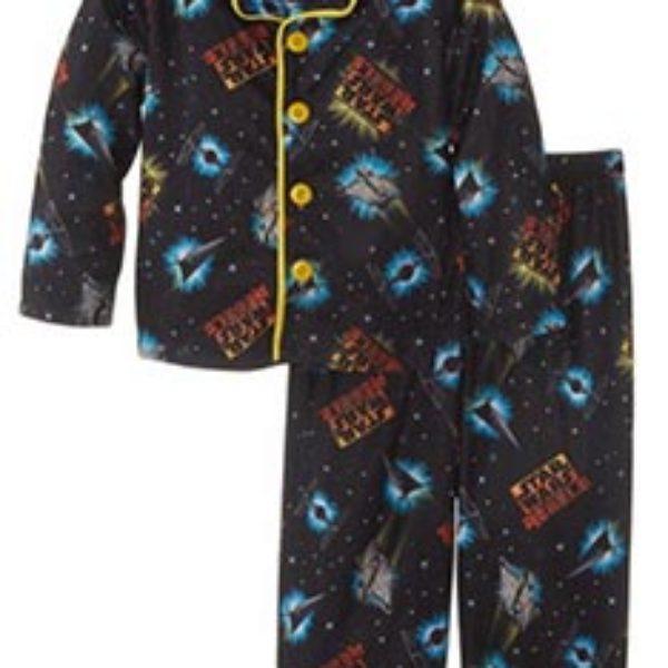 Little Boys' Star Wars Pajama Set Only $7.20 (Reg $36.00)