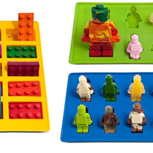 Lego Building Bricks and Figures Molds Just $10.99 (Reg $24.99)