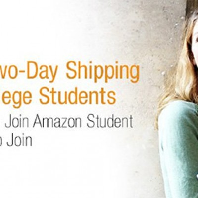 Amazon: Free 6-Months Of Student Prime