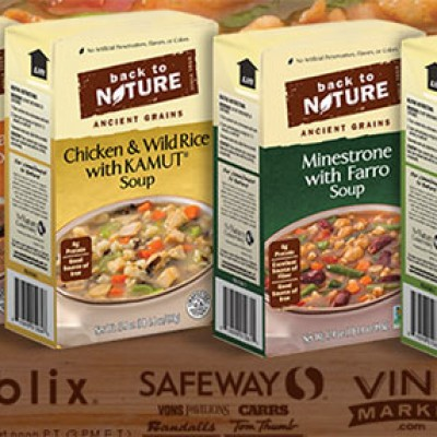 Win Free Back To Nature Soup