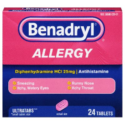 Benadryl Coupon