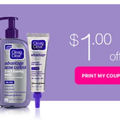 Clean & Clear Coupon