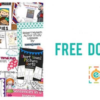 Free English Language Arts Pack