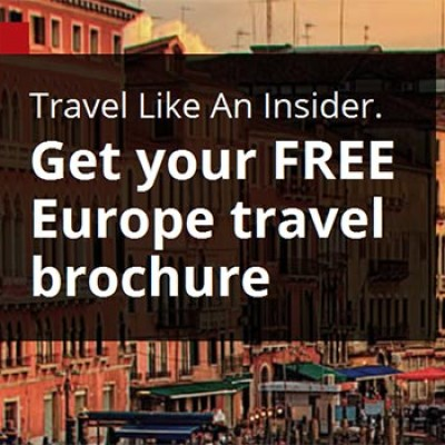 Free Europe Travel Brochure