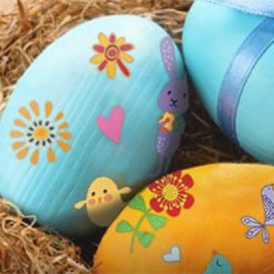 Free Egg Decorating Tattoos