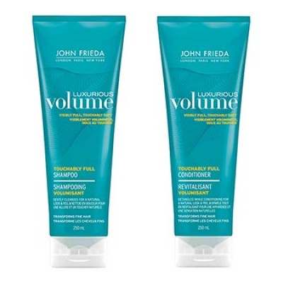 Free John Frieda Luxurious Volume Samples