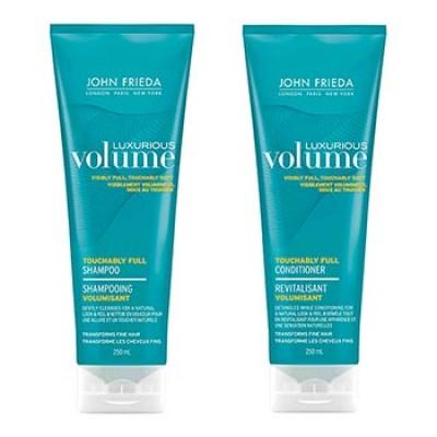 Free John Frieda Luxurious Volume Samples