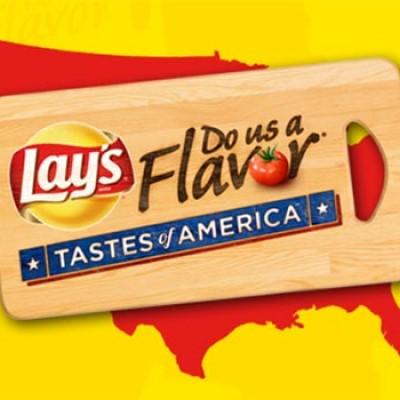 Lay's: Win A Target eGift Card