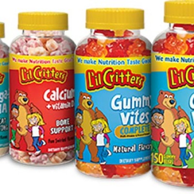 Lil' Critters Vitamins Coupon