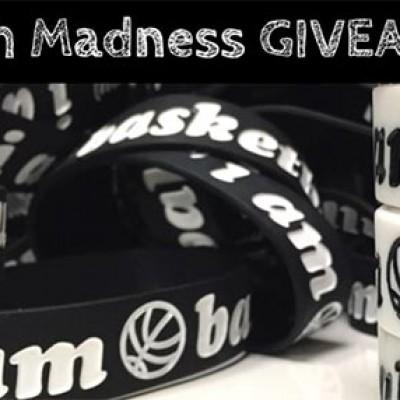 Free 'I Am Basketball' Wristband