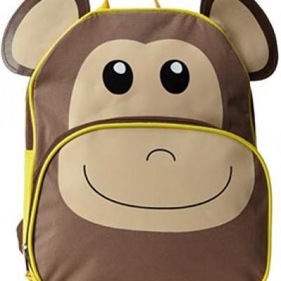 Trailmaker Little Boys' Monkey Face Backpack Only $8.89 (Reg $25.00)