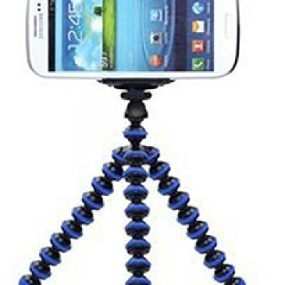 Octopus Camera & Phone Tripod Just $3.70 + Free Shipping