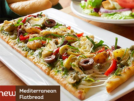 Olive Garden Mediterranean Grilled Chicken Recipe