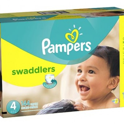 Get A $10 Amazon Gift Card When You Buy Pampers Diapers