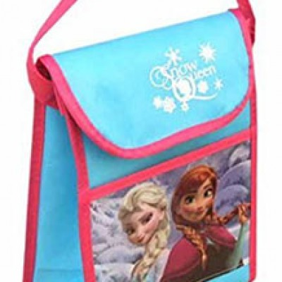"Disney Frozen ""Snow Queen"" Lunch Bag Just $3.99 + Free Shipping"