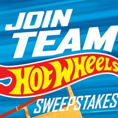 Hot Wheels: Win 1 of 2,500 Prizes