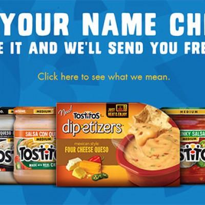 Tostitos: Every Chip Gets Free Dip