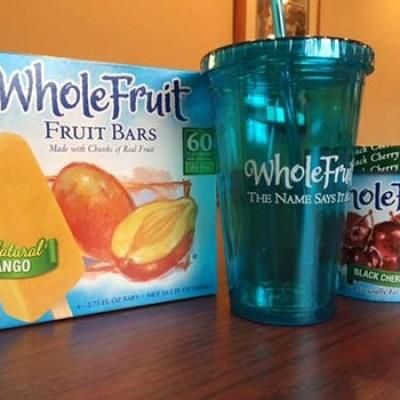 Win A Whole Fruit Tumbler