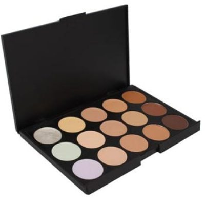 Professional 15-Color Concealer Palette Only $3.82 + Free Shipping