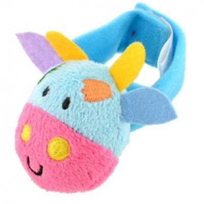 Baby Rattle Watch Band Just $3.99 + Free Shipping