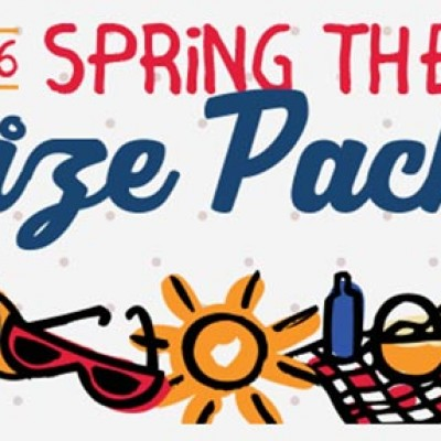 Win A Spring Themed Prize Pack