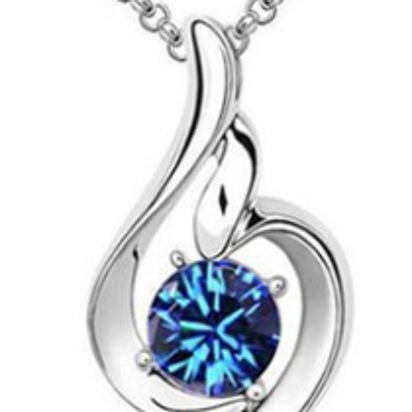 Tricess Crystal Pendant Only $6.16 + Free Shipping