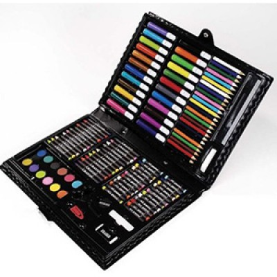 Darice 120-Piece Deluxe Art Set Just $11.84 (Reg $69.95) + Prime Shipping
