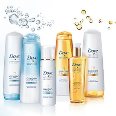 Free Dove Pure Care Dry Oil Coupon