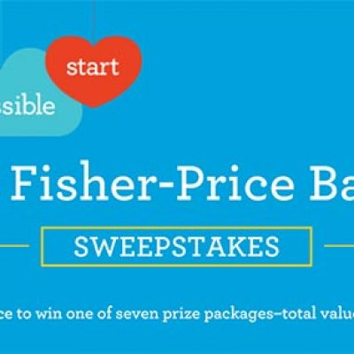 Win a Fisher-Price Prize Package