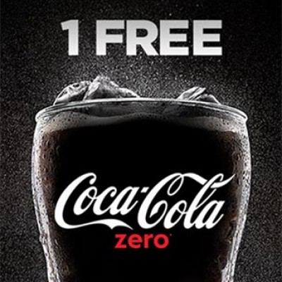 Free Coke Zero @ Target