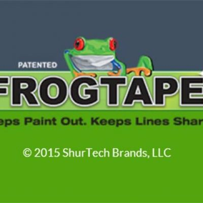 Free Roll Of FrogTape & Sweeps