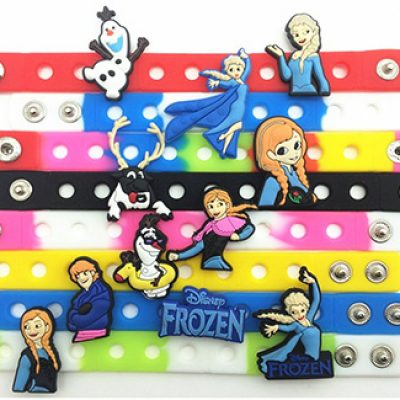 Frozen Shoe Charms & Wristbands Just $12.99 + $2.00 Shipping