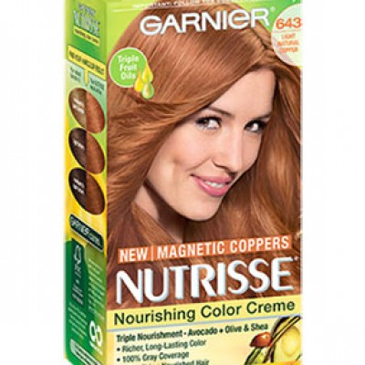 Garnier Nutrisse Haircolor Coupons