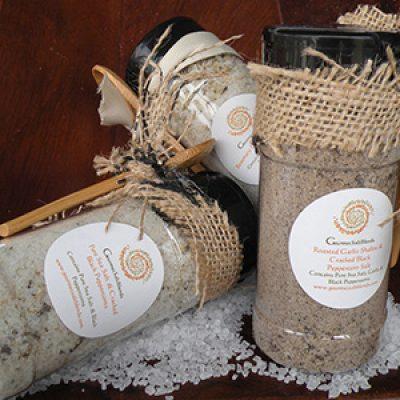 Free Gourmet Salt Blends Samples