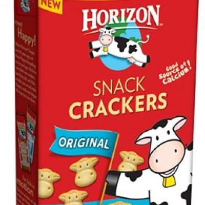 Horizon Snack Crackers BOGO Coupon