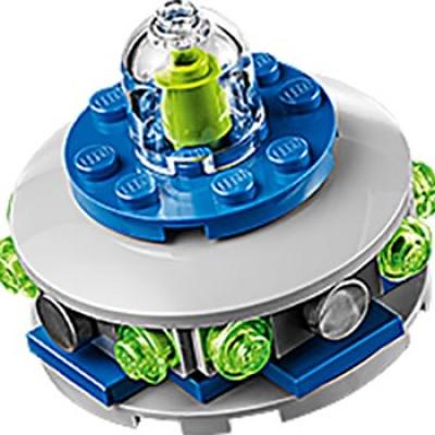 Free LEGO UFO