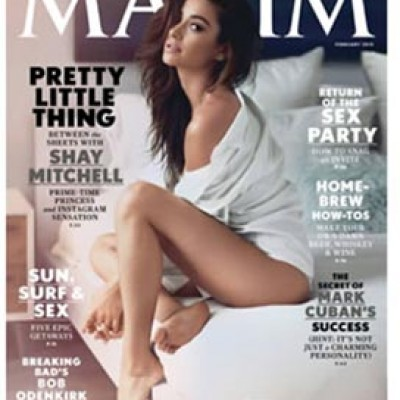 Free Maxim Magazine Subscription