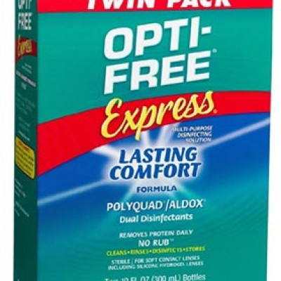 Contact Lens Solution Coupons