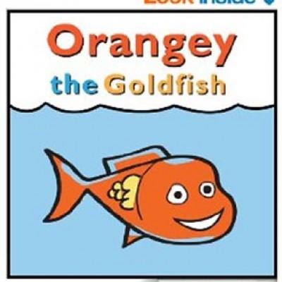 Free Kindle Edition: Orangey the Goldfish