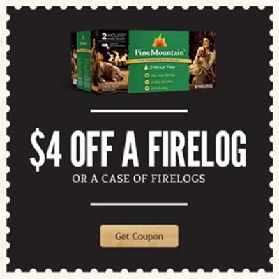 Pine Mountain Firelog Coupon
