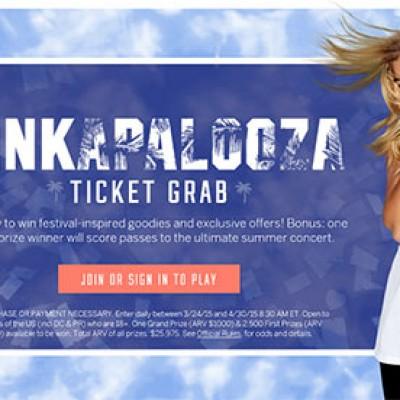 Victoria's Secret: Win PINK Prizes