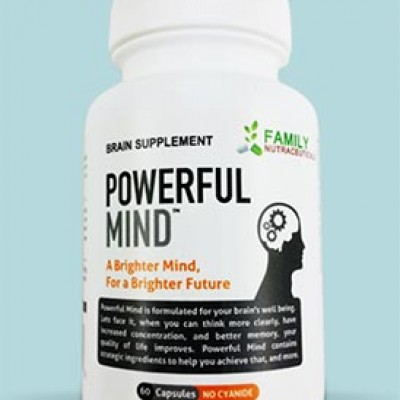 Free Powerful Mind Brain Supplement