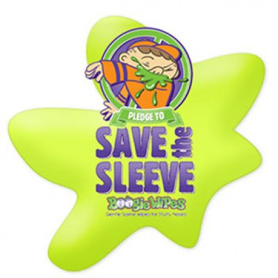 Boogie Wipes: Win A Save The Sleeve Kit