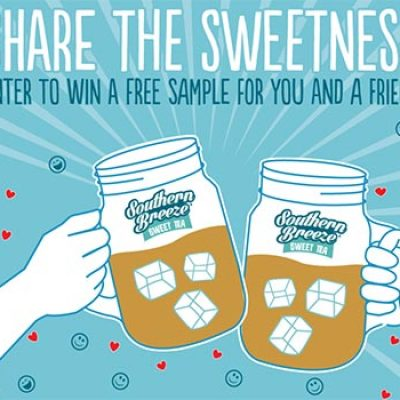 Win a Sample of Southern Breeze Sweet Tea