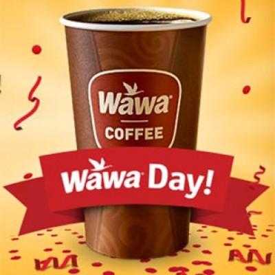 Free Cup Of WaWa Coffee