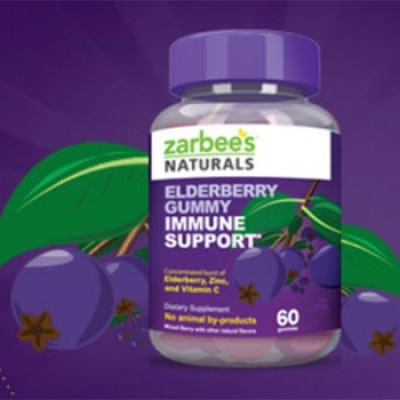 Free Zarbees Elderberry Or Mighty Bee Samples