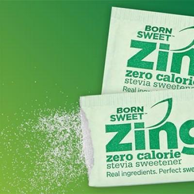 Free Zing Sweetner Samples